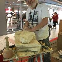 Roland Gonzalez : sculpteur de génie
