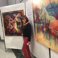 Le Salon international des Beaux arts à Thionville