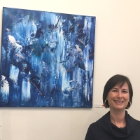 Céline Bettel : L'art, pour une symphonie du bonheur